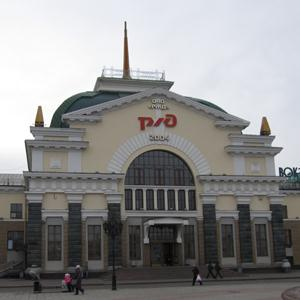 Железнодорожные вокзалы Балея
